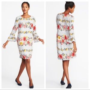 NWT | Old Navy Floral Print Shift Dress